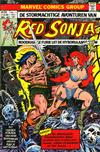 Cover for Red Sonja (Oberon, 1981 series) #11