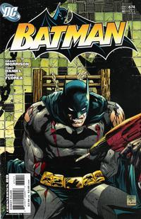 Cover Thumbnail for Batman (DC, 1940 series) #674