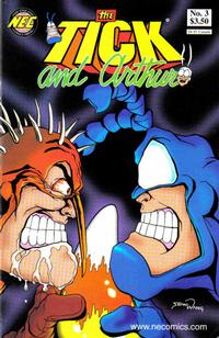 Cover Thumbnail for The Tick and Arthur (New England Comics, 1999 series) #3