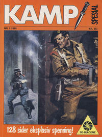 Cover Thumbnail for Kamp Spesial (Se-Bladene, 1986 series) #3/1988
