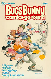 Cover Thumbnail for Bugs Bunny Comics-Go-Round (Western, 1979 series) #[nn]