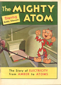Cover Thumbnail for The Mighty Atom Starring Reddy Kilowatt (Western, 1959 series) #1