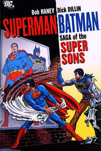 Cover Thumbnail for Superman / Batman: Saga of the Super Sons (DC, 2007 series)