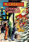 Cover for McCrory's Wonderful Christmas (Magazine Enterprises, 1954 series)