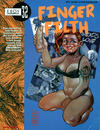 Cover for Eros Graphic Albums (Fantagraphics, 1991 series) #32 - Finger Filth