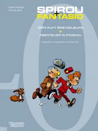 Cover Thumbnail for 40 Jahre Carlsen Comics: Spirou und Fantasio (Carlsen Comics [DE], 2007 series) #[nn]