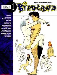 Cover Thumbnail for Eros Graphic Albums (Fantagraphics, 1991 series) #1 - Birdland