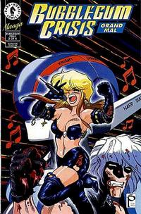 Cover for Bubblegum Crisis: Grand Mal (Dark Horse, 1994 series) #2