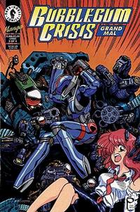 Cover Thumbnail for Bubblegum Crisis: Grand Mal (Dark Horse, 1994 series) #3