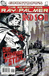 Cover Thumbnail for Countdown Presents: The Search for Ray Palmer: Red Son (DC, 2008 series) #1