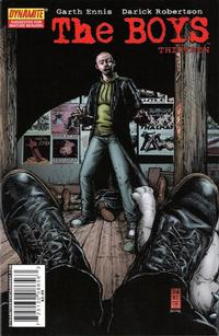 Cover Thumbnail for The Boys (Dynamite Entertainment, 2007 series) #13