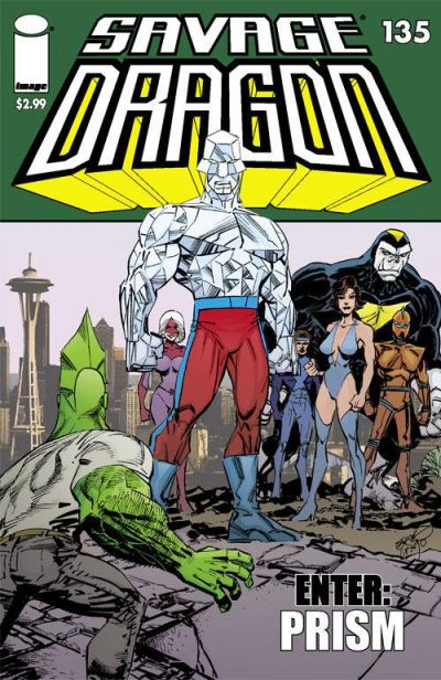 Cover for Savage Dragon (1993 series) #135