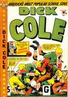 Cover for Dick Cole (Star Publications, 1949 series) #8