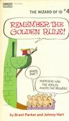 Cover for Remember the Golden Rule [The Wizard of Id] (Gold Medal Books, 1971 series) #4 (T3117)