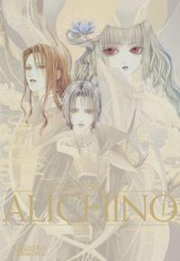 Cover Thumbnail for Alichino (Carlsen Comics [DE], 2004 series) #1