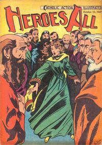 Cover Thumbnail for Heroes All: Catholic Action Illustrated (Heroes All Company, 1943 series) #v5#18