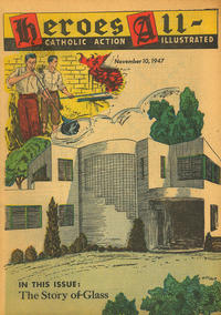 Cover Thumbnail for Heroes All: Catholic Action Illustrated (Heroes All Company, 1943 series) #v5#19