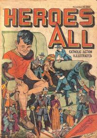 Cover Thumbnail for Heroes All: Catholic Action Illustrated (Heroes All Company, 1943 series) #v5#20