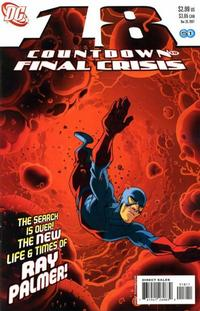Cover Thumbnail for Countdown (DC, 2007 series) #18
