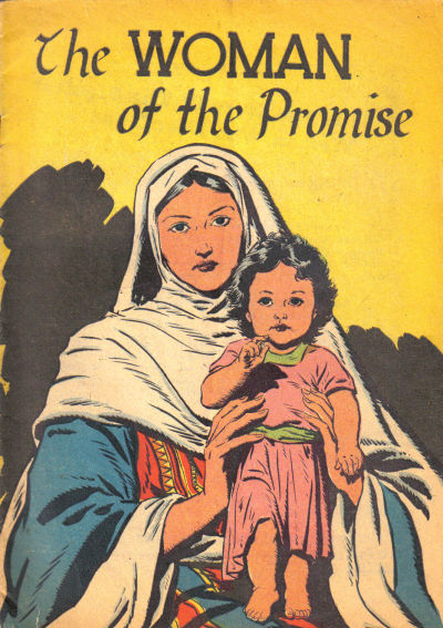 Cover for The Woman of the Promise (Catechetical Guild Educational Society, 1950 series)