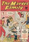 Cover for The Marvel Family (Fawcett, 1945 series) #38