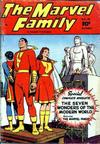 Cover for The Marvel Family (Fawcett, 1945 series) #40