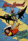 Cover for Mary Marvel (Fawcett, 1945 series) #15
