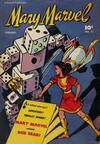 Cover for Mary Marvel (Fawcett, 1945 series) #21