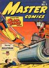 Cover for Master Comics (Fawcett, 1940 series) #9