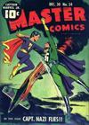 Cover for Master Comics (Fawcett, 1940 series) #34