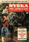 Cover for Nyoka the Jungle Girl (Fawcett, 1945 series) #47