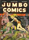 Cover for Jumbo Comics (Fiction House, 1938 series) #28