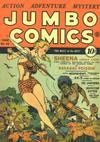 Cover for Jumbo Comics (Fiction House, 1938 series) #40
