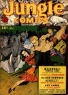 Cover for Jungle Comics (Fiction House, 1940 series) #9
