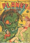 Cover for Planet Comics (Fiction House, 1940 series) #11