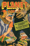 Cover for Planet Comics (Fiction House, 1940 series) #45