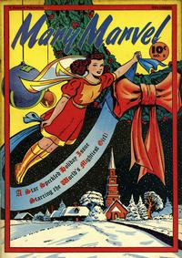 Cover for Mary Marvel (Fawcett, 1945 series) #8