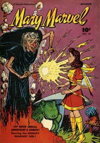 Cover Thumbnail for Mary Marvel (Fawcett, 1945 series) #19