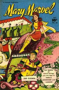 Cover Thumbnail for Mary Marvel (Fawcett, 1945 series) #26