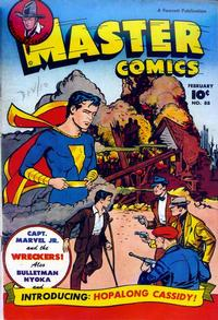 Cover Thumbnail for Master Comics (Fawcett, 1940 series) #88
