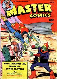 Cover Thumbnail for Master Comics (Fawcett, 1940 series) #92