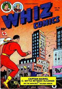 Cover Thumbnail for Whiz Comics (Fawcett, 1940 series) #96