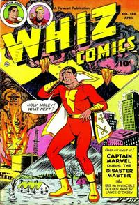Cover Thumbnail for Whiz Comics (Fawcett, 1940 series) #144