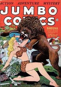 Cover Thumbnail for Jumbo Comics (Fiction House, 1938 series) #57