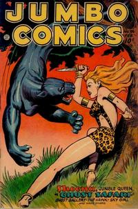 Cover Thumbnail for Jumbo Comics (Fiction House, 1938 series) #96