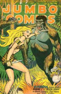 Cover Thumbnail for Jumbo Comics (Fiction House, 1938 series) #99