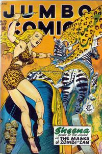 Cover Thumbnail for Jumbo Comics (Fiction House, 1938 series) #113