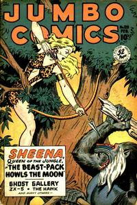 Cover Thumbnail for Jumbo Comics (Fiction House, 1938 series) #120
