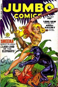Cover Thumbnail for Jumbo Comics (Fiction House, 1938 series) #149