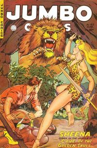 Cover Thumbnail for Jumbo Comics (Fiction House, 1938 series) #157